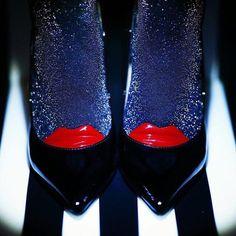 GiannicoByFabioBozzetti #shoes #giannico #lips #shoe #eveningshoes
