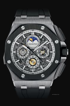 SIHH 2013: Audemars Piguet - Grande Complication Royal Oak Offshore