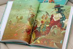 My book Profession - Illustrator. Creative thinking on Behance