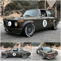 Custom Muscle Cars, Custom Cars, Bmw Alpina, Bmw 2002, Bmw Classic, Cars And Coffee, Sweet Cars, Car Brands, Bmw Cars