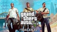Grand Theft Auto V: Official Trailer #2