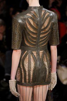 Meera Reed - Iris Van Herpen Haute Couture spring 2012