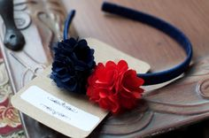 Headband for the of July Hopscotch, 4th Of July, Boutique, Trending Outfits, Unique Jewelry, Handmade Gifts, Red, Clothes, Accessories