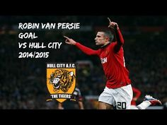 Robin Van Persie's goal  vs Hull City [29/112014]