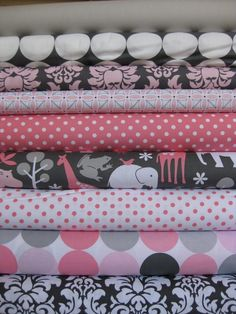 cute patterns for baby girl stuff