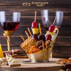 Вазочка для сервировки стола (Златоуст) - КОМПАНИЯ АИР
