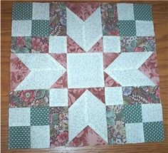 american beauty quilt block of the month | the block of the month for september 1 2007 on the forum of quilting ...