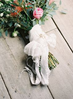 Vintage embroidered ribbon: http://www.stylemepretty.com/2015/06/28/vintage-inspired-wedding-details-we-love/