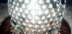 DIY: Como fazer uma luminária com bolas de gude