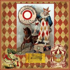 vintage circus images - Google Search