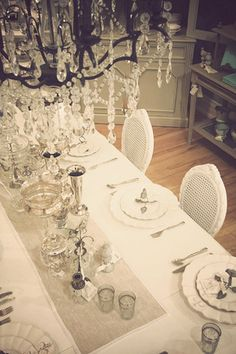Dining room by decorology