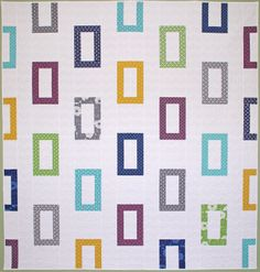 Ahhh...Quilting: Simply Rectangles Quilt