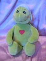 Plüss Teknős Smurfs, Dinosaur Stuffed Animal, Teddy Bear, Character, Animals, Animales, Animaux, Teddy Bears, Animal Memes