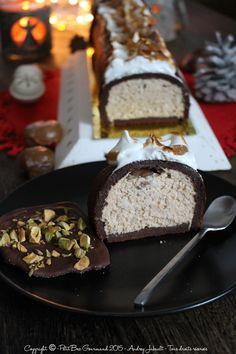 Melden Baiser mit Kastanienmousse FOOD BATTLE # 29 - Petit Bec Gourmand
