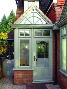 Find upvc porch windows and doors that look beautiful If you're hoping to incorporate a welcoming reception region to the face of your property, or even desire to offer passers by an understanding right into the taste as well as personality of t… Porch Windows, Porch Uk, House With Porch, Glass Porch, Porch Extension, Side Porch, Porch Doors, Front Porch Design, Building A Porch