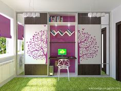 Teen Bedroom Idea - DESIGN by IRENE