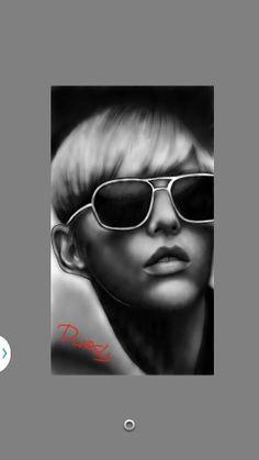 sunglasses digital drawing libertad tattoo en piercing lounge