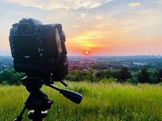 #photooftheday #sunset #sonnenuntergang #romantic #outdoors #timelapse #bochum #germany #ruhrpott #ruhrgebiet #heimat #home #photography #nikonphotography #makingof #landscape #beautiful #colour