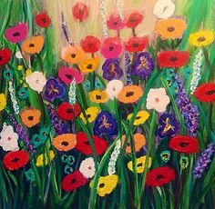 Own this print for $22+.  Vist my print store at: www.jpmorris.artistwebsite.com.  Original painting by JP Morris of COLORADOCOLORS on Etsy