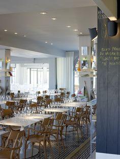 HÔTEL LA CO(O)RNICHE par Philippe Starck|REFLEXDECO