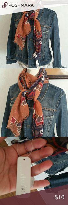 Charming Charlie scarf Charming Charlie brand scarf Charming Charlie Accessories Scarves & Wraps