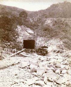 Túnel Velho, Copacabana Juan Gutierrez - 1893 - 1894 Museu Histórico Nacional, Rio de Janeiro