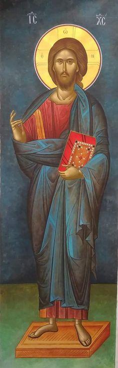 Religious Icons, Orthodox Icons, Christian Art, Jesus Christ, Christianity, Religion, Painting, Image, Icons