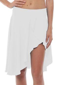 Crossover Skirt (Lycra)