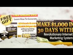 MOBE With Tony Can You Really Make Money Online? Yes You Can!
