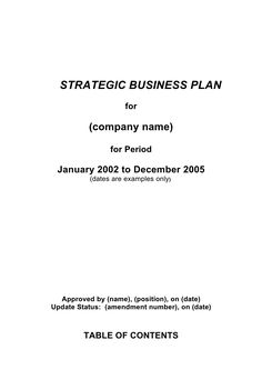 9 best best business plan infographics images on pinterest 5 comprehensive strategic business plan template by earl stevens via slideshare accmission