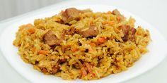 Безумно вкусное и сытное блюдо - плов с говядиной. Его можно приготовить, как на сковороде, так и в мультиварке и в казане.
