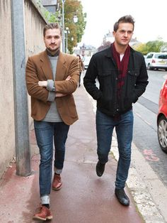 Hayden Thorpe and Ben Little, Wild Beasts