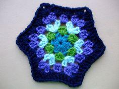 Springtime Hexagon