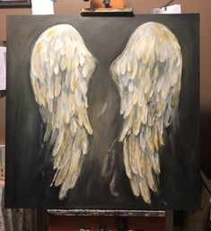 Angel Wings Drawing, Angel Wings Painting, Diy Angel Wings, White Angel Wings, Angel Art, Angel Wings Back Tattoo, Angel Wings Pictures, Akiane Kramarik, Angel Theme