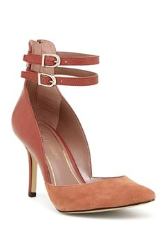 Celton Ankle Strap Pump by Enzo Angiolini on @nordstrom_rack