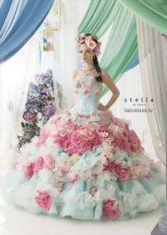 リーズナブルなドレスから憧れのブランドドレスまで1,000着以上|BRIDAL OUCHI
