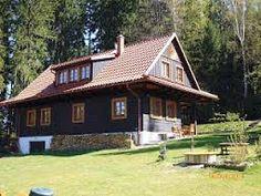 Výsledek obrázku pro venkovské bydlení Wooden Cottage, Sweet Home, Cabin, House Styles, Cottages, Home Decor, Homemade Home Decor, Cabins, House Beautiful
