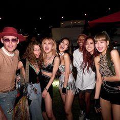 Kpop Girl Groups, Korean Girl Groups, Kpop Girls, Kim Jennie, K Pop, Jaden Smith, Will Smith, Besties, Blackpink Members