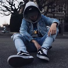 "Original [21] ✔ 7,529 Likes, 28 Comments - STREETWEAR ☓ GERMANY (@streetwearde) on Instagram: ""demin x vans #strwrde"""