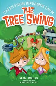 The Tree Swing: Tales from Riverside Farm Childrens Books, Safety, Illustration, Fictional Characters, Image, Pretty, Children's Books, Security Guard, Children Books