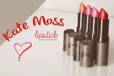lipstick lasting finish by Kate Moss