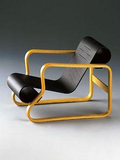 Vitra Miniature: Alvar Aalto Paimio Chair | NOVA68 Modern Design