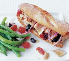 Salade-Nicoise-Sandwich | These sandwiches, soups, and salads put takeout lunches to shame.