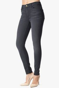 "The High Waist Ankle Skinny in Bastille Grey (28"" Inseam) $189"