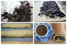 Eliopittes (Olive Bread) | AΦRODITE's KITCHEN | A Cyprus Food Blog Cyprus Food, Olive Bread, Egg Wash, Bread Cake, Dessert Recipes, Desserts, Rolls, Cooking Recipes, Olives