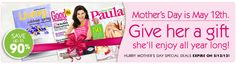 Send Mom her favorite magazine subscription for Mother's Day from Magazines.com -- Right now, they are offering over 30 for $10 or less for 1 yr.  Enter my giveaway to win a $10 GC towards a subscription purchase at Magazines.com -- Enter here: http://www.inspiredbysavannah.com/2013/04/last-minute-mothers-day-gift-ideas-give.html  - Ends 5/7.