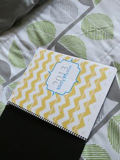 These Moments: diy planner