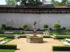 Klášterní zahrada