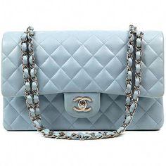 4c991b36b883 chanel handbag silverchanel handbags collection  Chanelhandbags Blue  Handbags