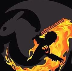 Fire, fire everywhere. >:D I'm such a pyromaniac...